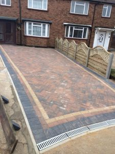 Block Paving Shard End